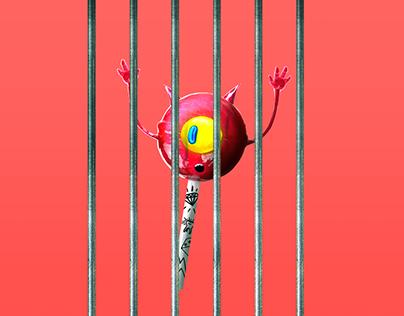 Aquafresh - Poster Design