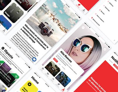 Flipboard redesign