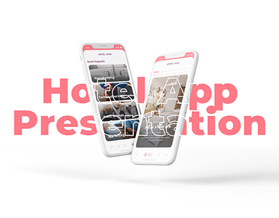 Hotel App | Ux/Ui Design