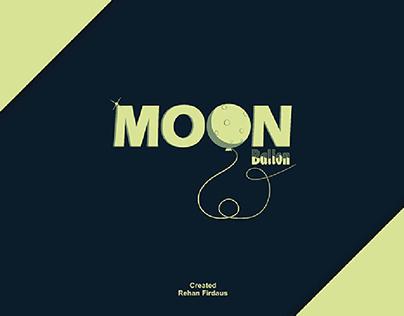 MOON BALLON | LOGO, PERSONAL BRANDING