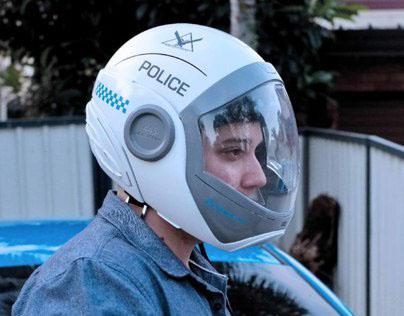Forcite helmet