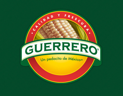 Website Tortillas Guerrero