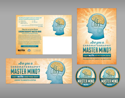 Master Mind Trade Show Promotion Campaign