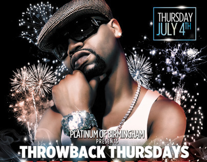 Throwback Thursday | Juvenile Promo Flyer