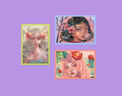 Flower Fairies 🧚