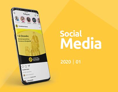 Social Media - 2020 vol. 1