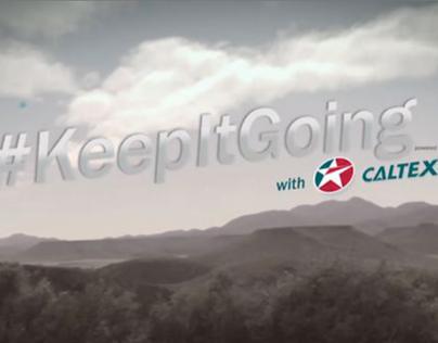 Caltex #Keep It Going - Case Study