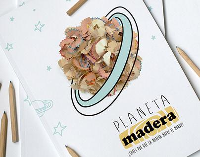 Proyecto Planeta Madera