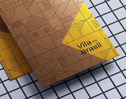 Vila Brasil - arq / Branding