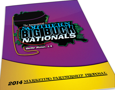 Southern Big Buck Nationals Marketing Proposal