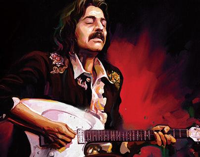 Kourosh Yaghmaei (Iranian Musician)