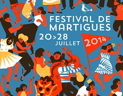 Festival de Martigues 2014