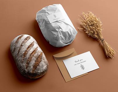 Wholy Grains Bakery - Branding, Identity & Packaging
