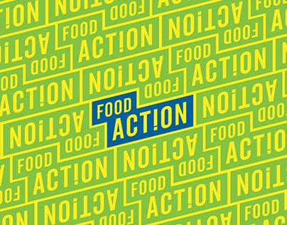 Web Design for Food Action