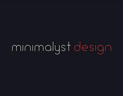 Minimalyst Design || Brand Identity