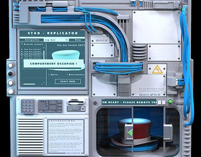 CT-40 Replicator
