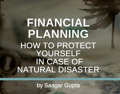 Financial Planning: Protection for Natural Disasters