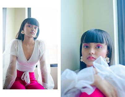 Fashion Portfolio Shoot