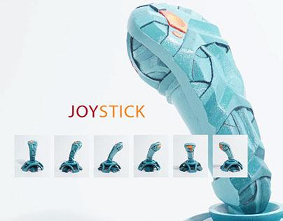 Joystick Form Study
