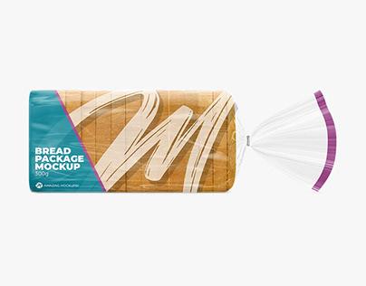 Bread Mockup (Horizontal)