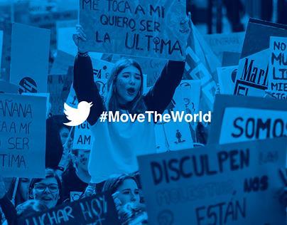 #MoveTheWorld