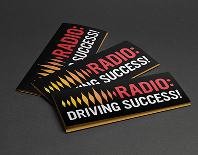 Radio Driving Success Brochure