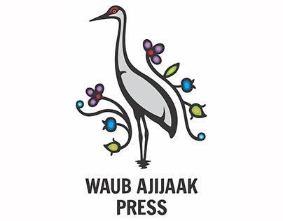 Waub Ajijaak Press Logo