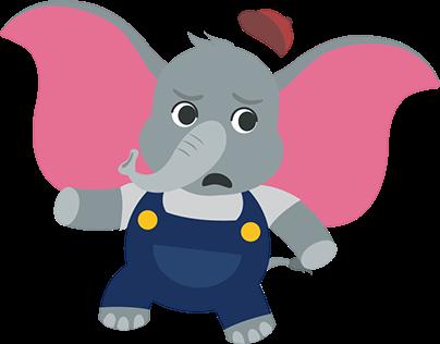 Mimi the Elephant