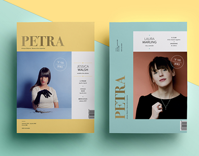 PETRA · Magazine