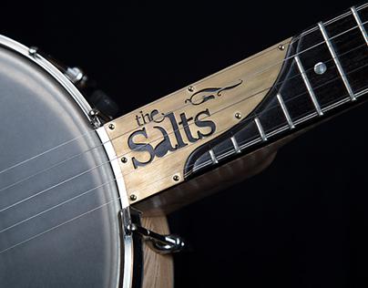 Custom Salty Dog Islander Banjo