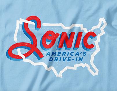 Sonic Drive-In Apparel