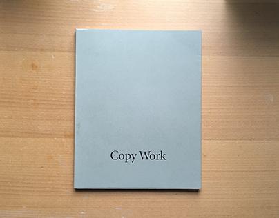 Copy Work