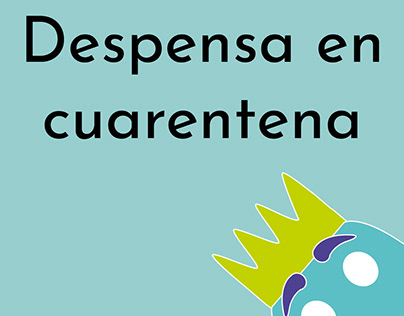 Despensa en cuarentena