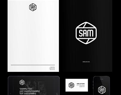 SAM - Branding