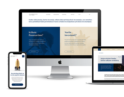 COINVEST CAPITAL identity & Website