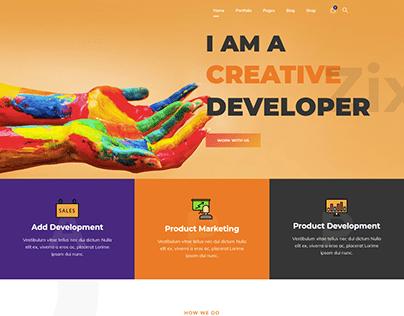 Business Agency - WordPress