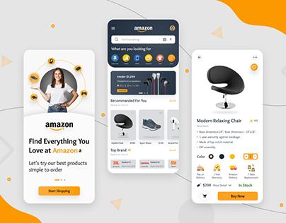 Modern Amazon Application Design