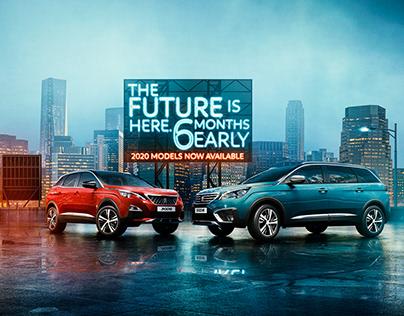Peugeot 2020 | Science And Sunshine DUBAI
