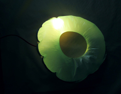 "Lampe ""Ta Mer 001"""