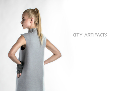 CITY ARTIFACTS Final collection for BA degree