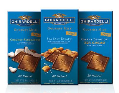 Gourmet Milk Chocolate