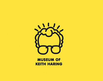 Identity for Museum of Keith Haring