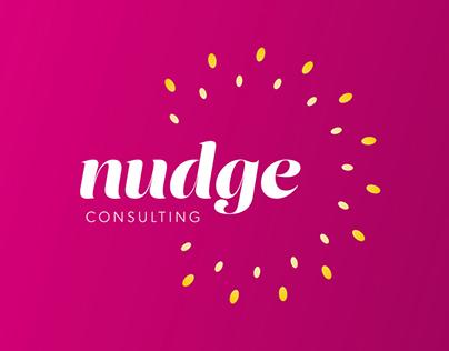 Nudge Consulting Visual Identity