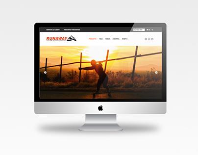 Runaway Web Site