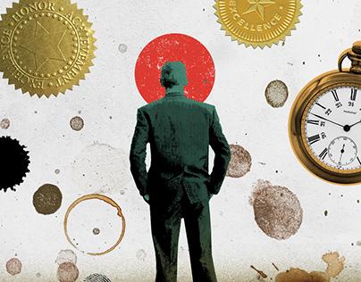 collage - retirement