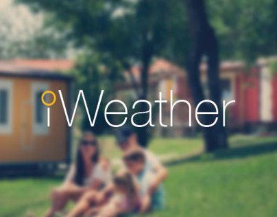 iWeather // Website & App