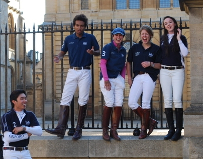 Oxford University Polo Club Official Kit