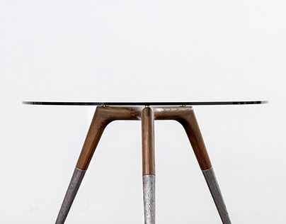 ASSEMBLY BISTRO TABLE- designed for District Eight