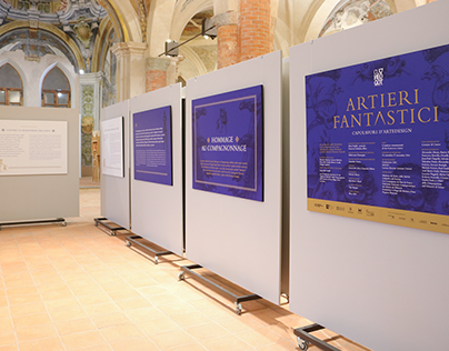 Artieri Fantastici Exhibition