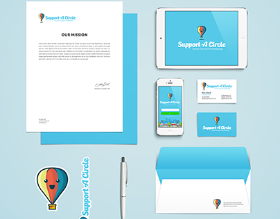 Support A Circle - Branding Kit